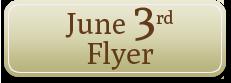 June 3rd Flyer