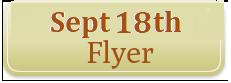 September 18th Flyer