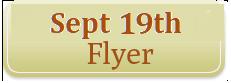 September 19th Flyer